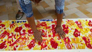 art-thérapie et psychanalyse acceuil de jour pour femmes SDF Versailles
